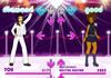 Diamond disco dance off